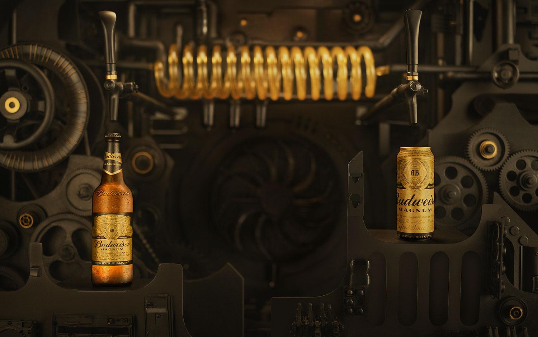 Budweiser Magnum -