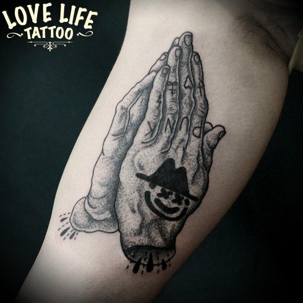 татуировка рук