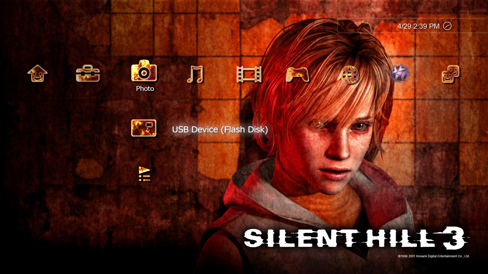PS3 THEMES — Casey Matsumoto - Concept Artist / UI Designer