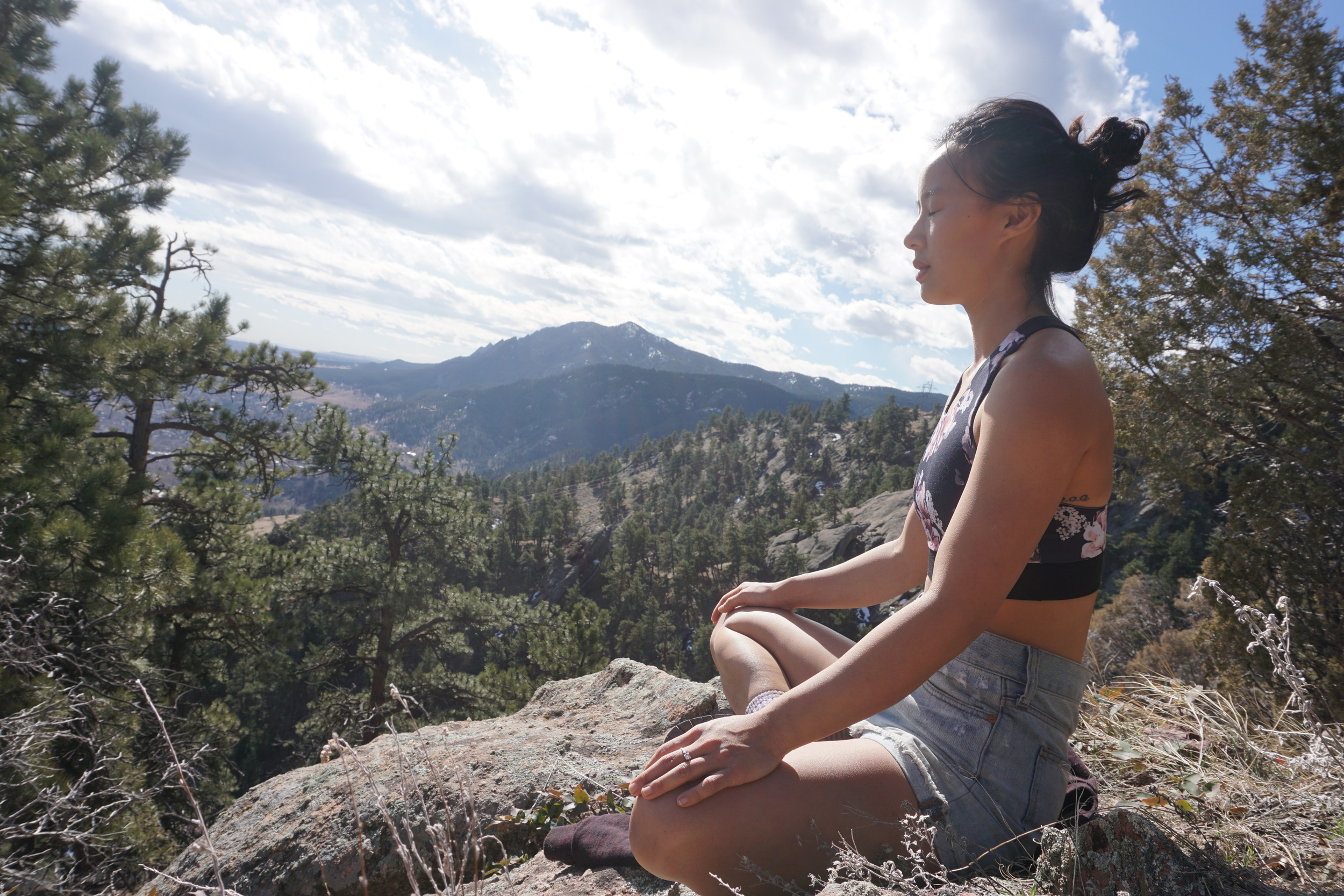 I Meditated For 365 Days Straight