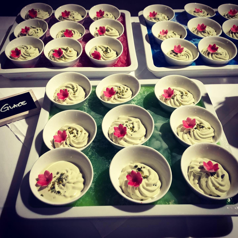 Dessertbuffet - Glace