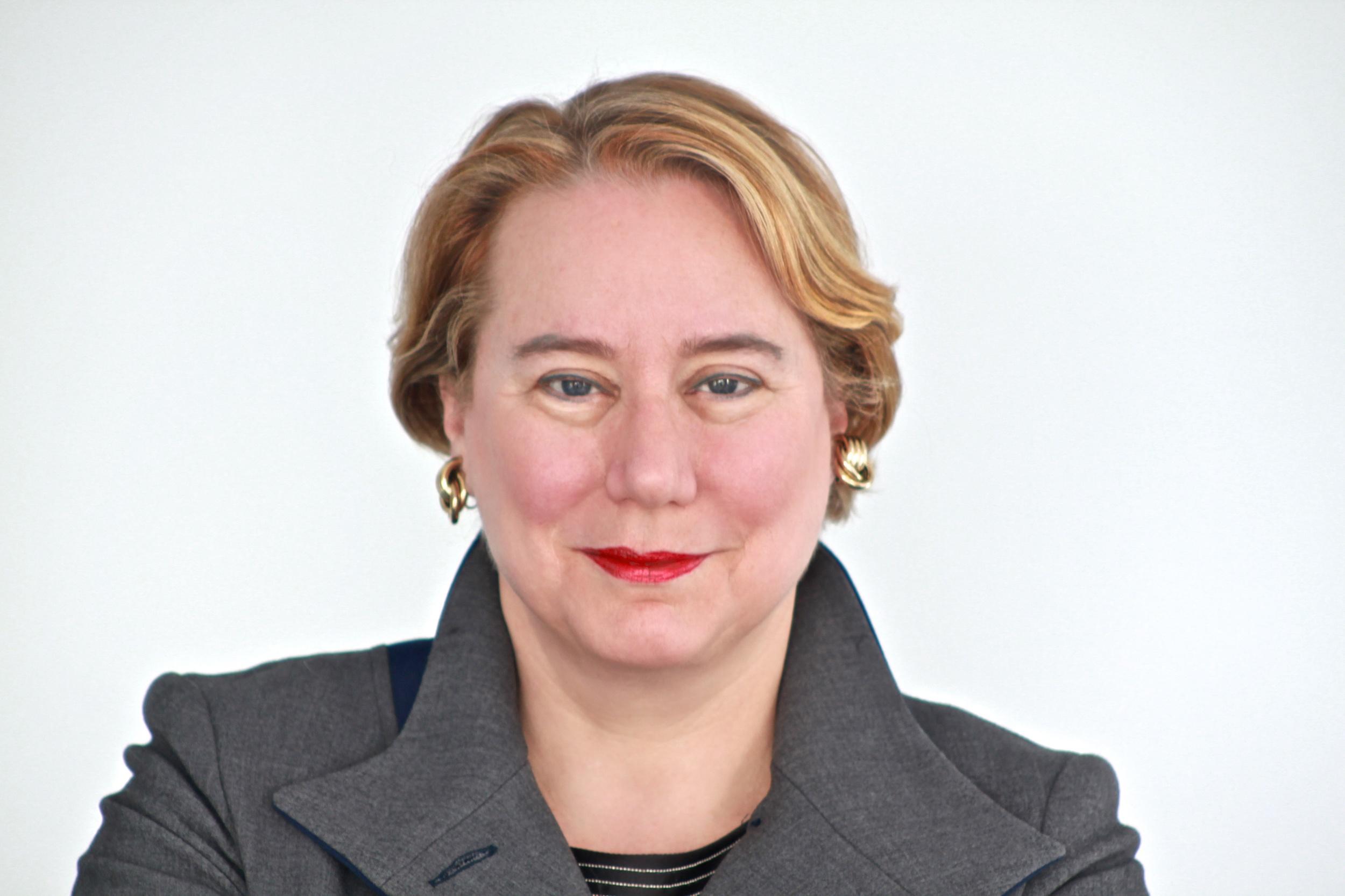 Dr Ann Olivarius   Managing Partner