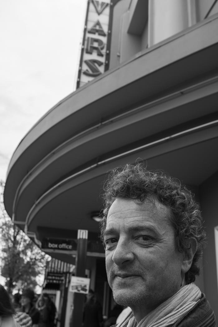The director, Guido Santi