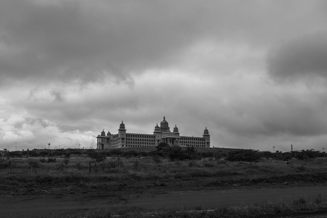And now back in Karnataka monsoon