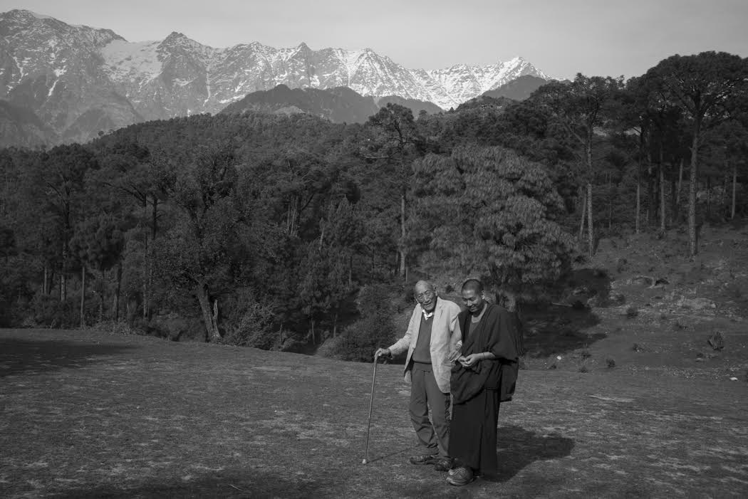 Then, up to Dharamsala