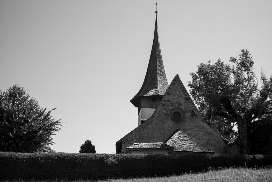 and listen to Bach in the Rougemont church