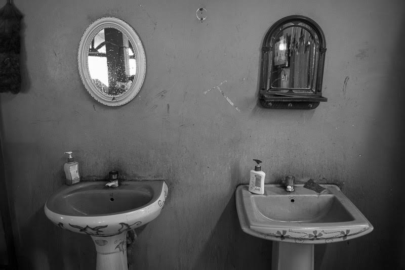 with his and hers sinks