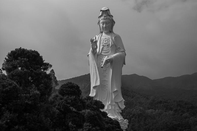 and the magnificent Guanyin, Buddha of Compassion