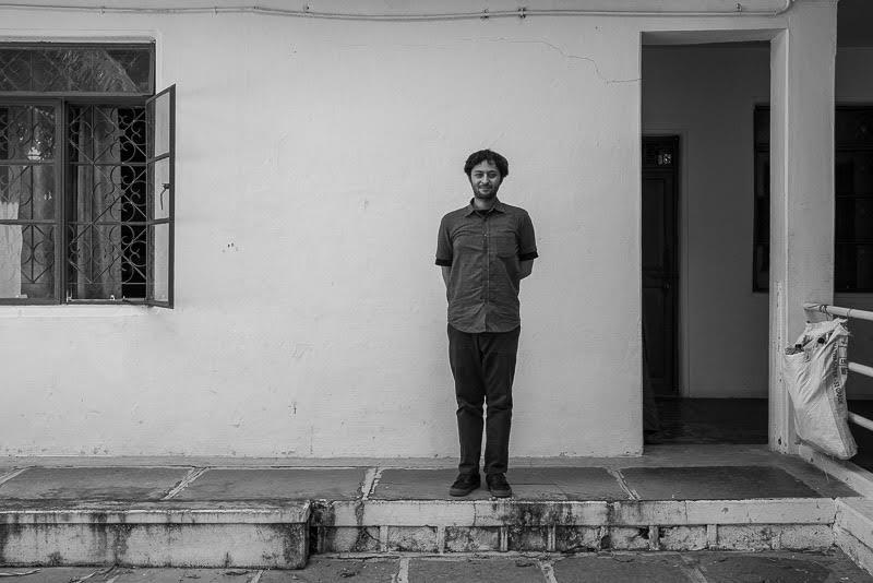 Gautam Sachdeva at old Rato
