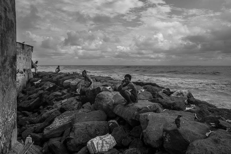 to visit its rocky coastline