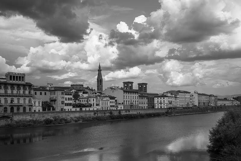 then Florence