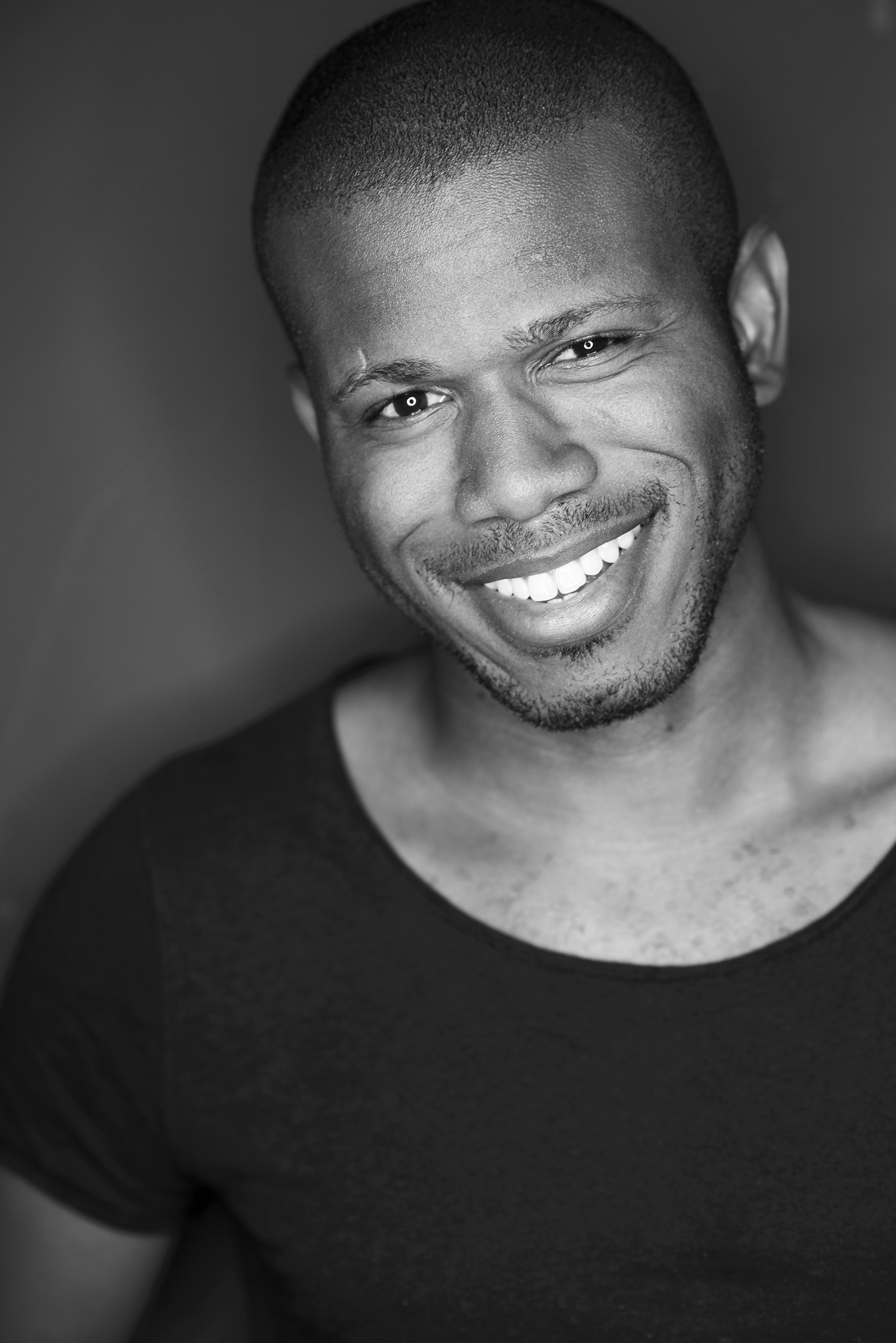Cedric Terrell. Photographer. United States Marine.
