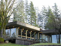 Bamfield Marine Sciences Centre cafeteria building