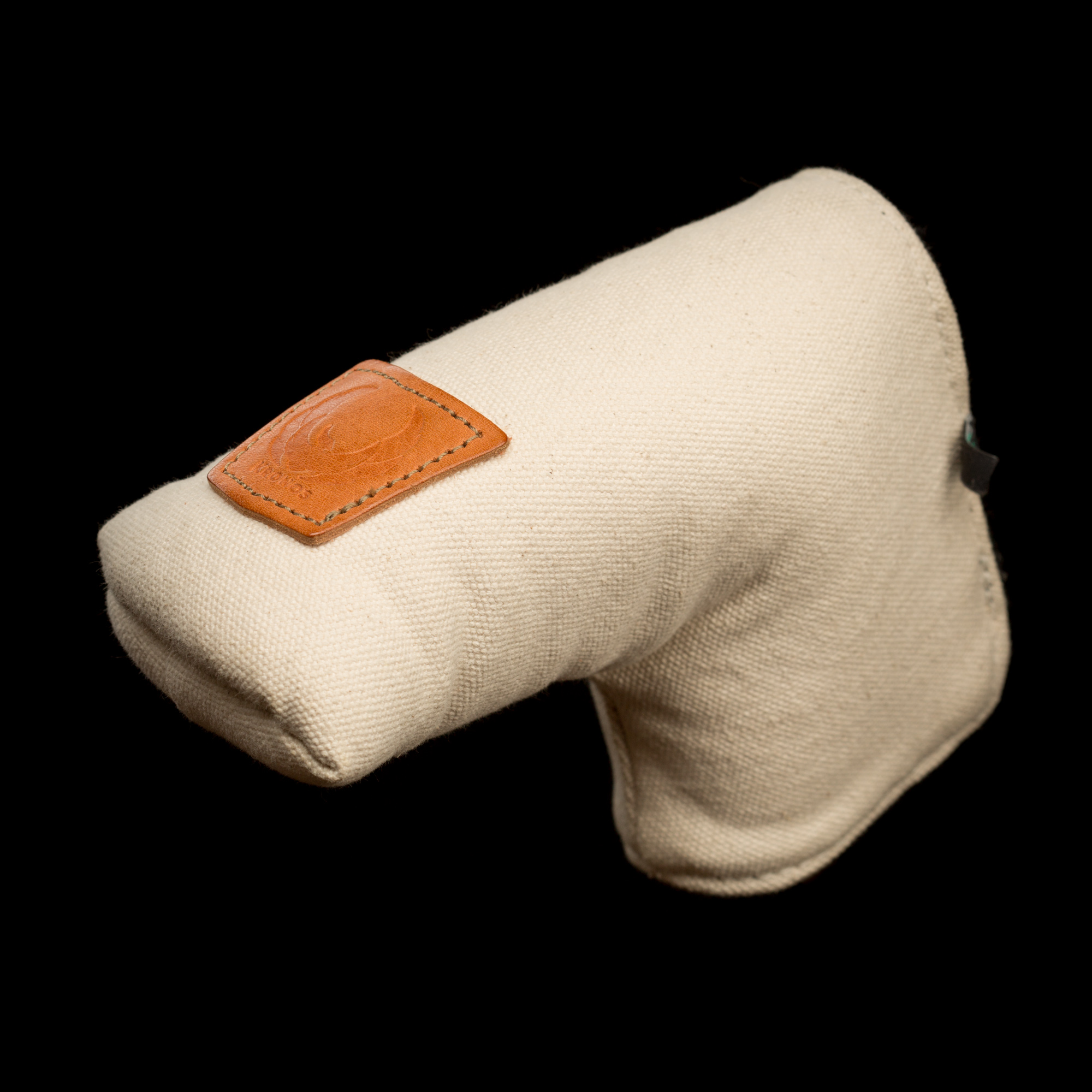 White Canvas Head Cover - Blade (out of stock)