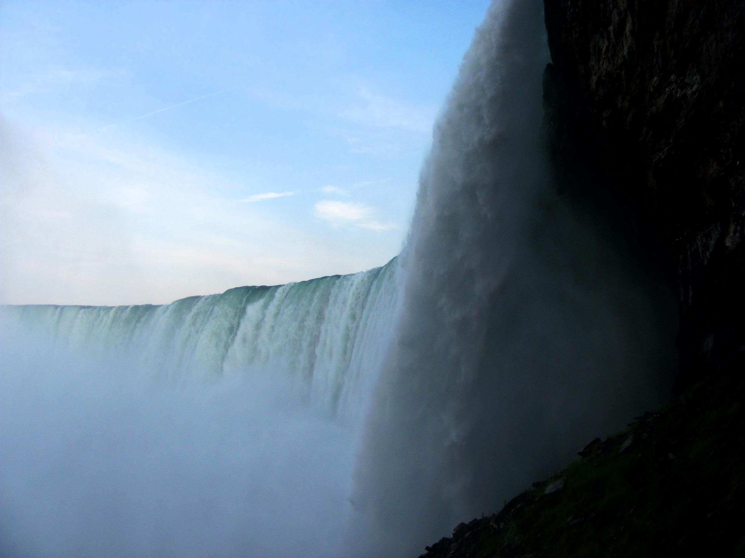 Fall 1   Niagra Falls, Ontario 2011