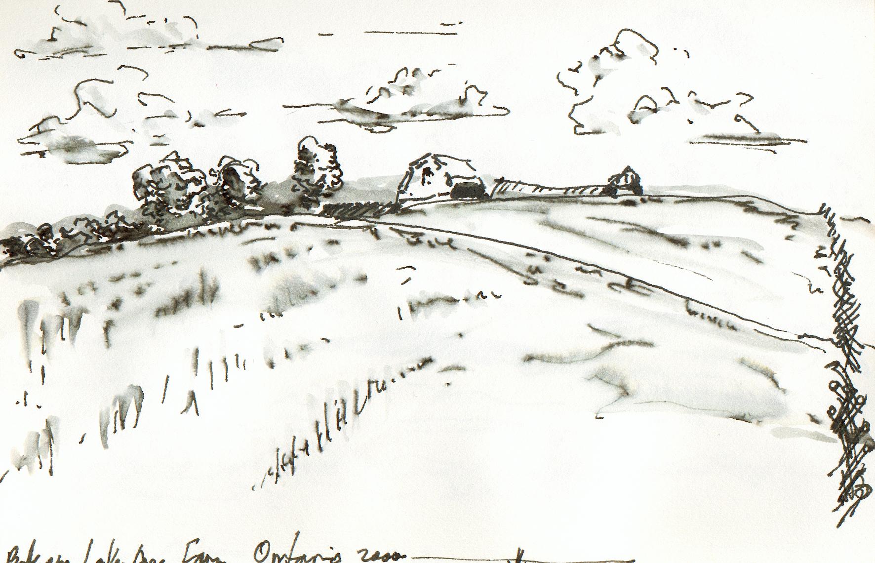The Farm  Kawartha County, Ontario 2000