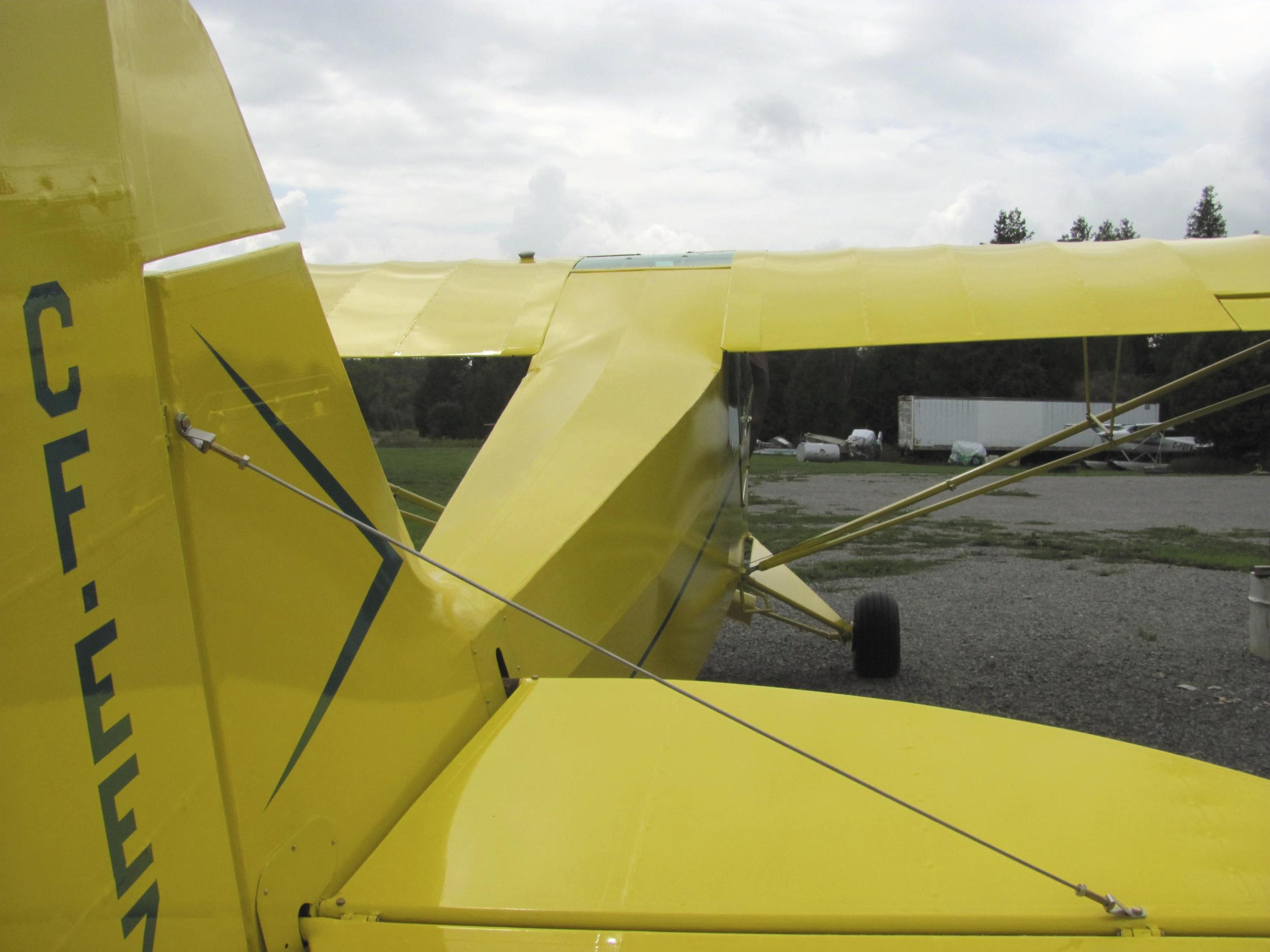 Yellow Tail   Balsam Lake, Ontario