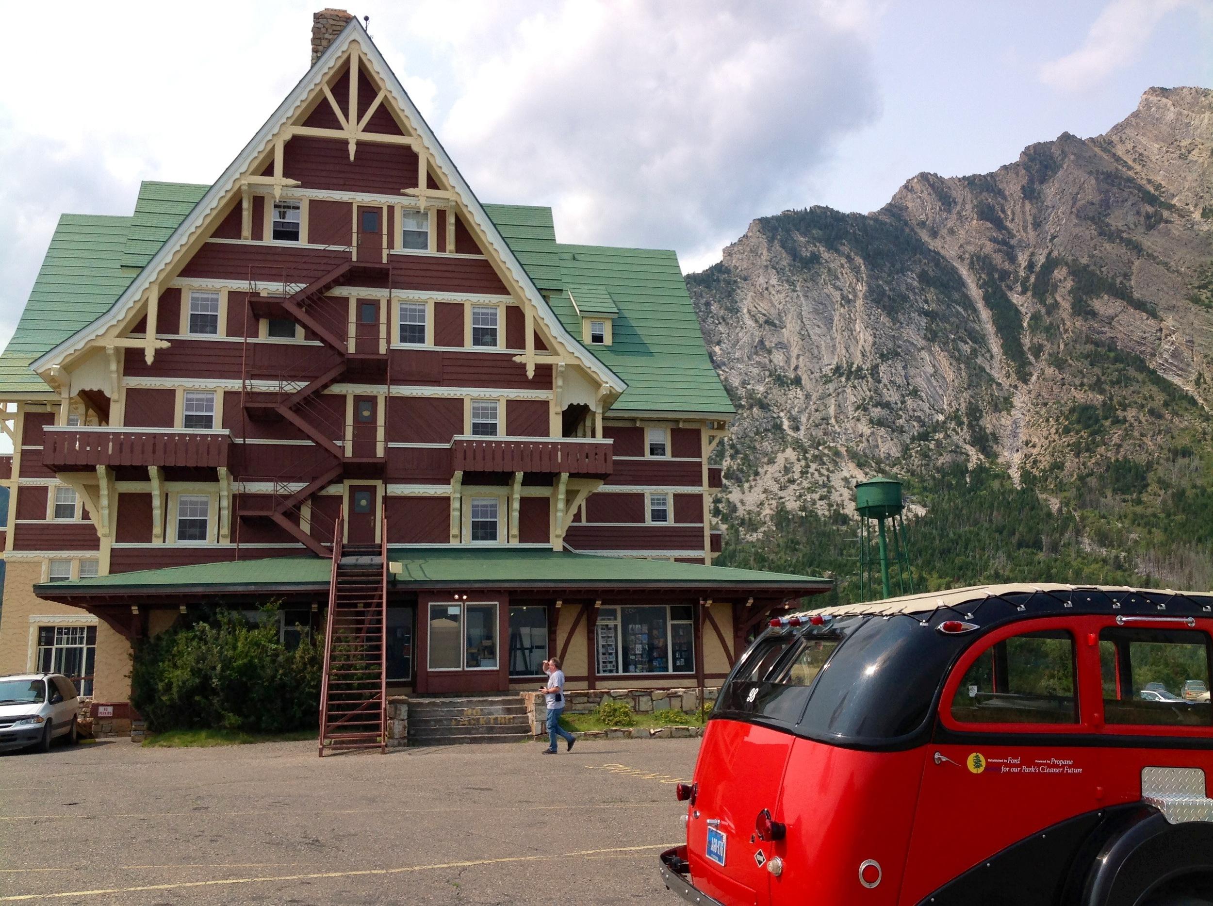 Prince of Wales Hotel, Waterton, Alberta