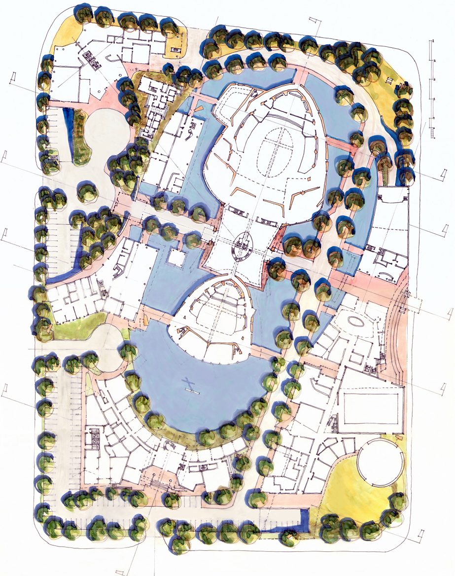 Overall Ground Plan