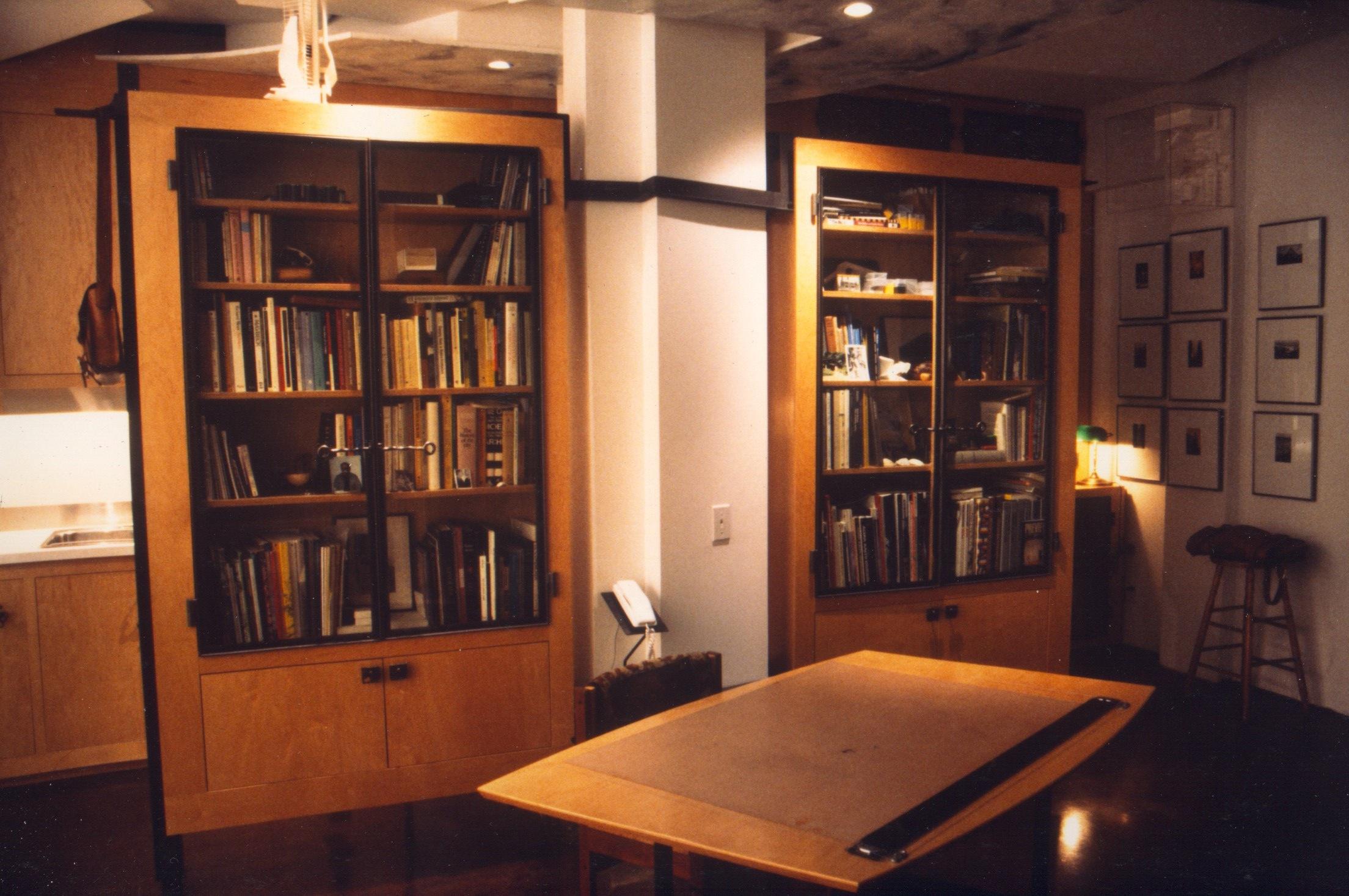 Kimono Library Unit Screen