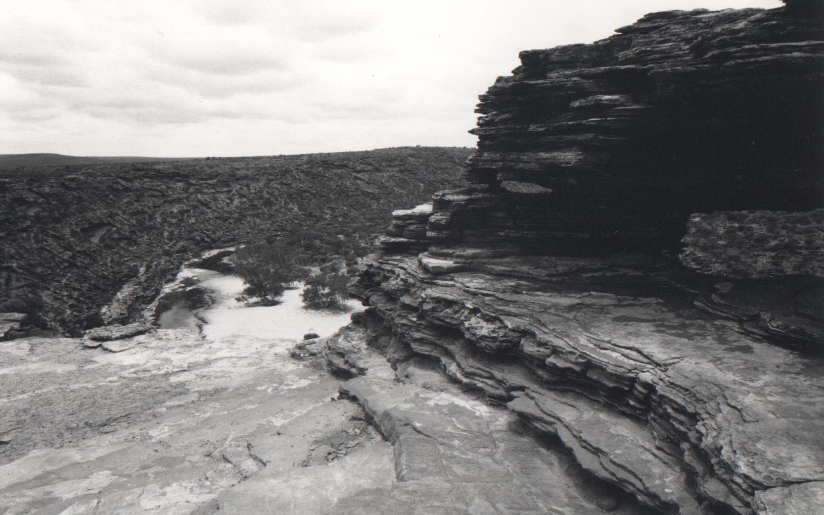 Murchinson River, Kalbarri, Western Australia  VHS 1992