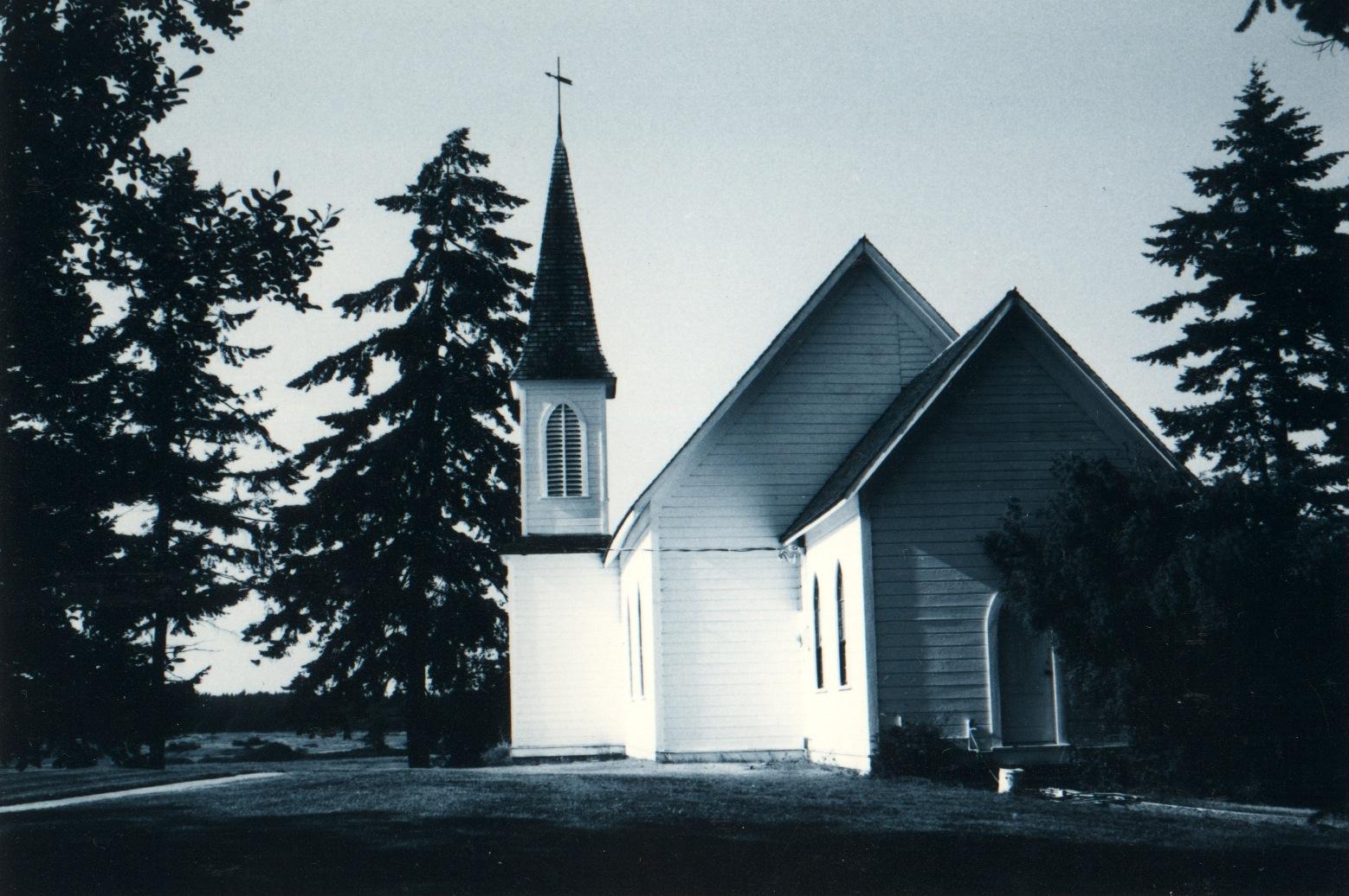 United, Anglican, Catholic Church, Lopez Island, Washington State VHS 1987