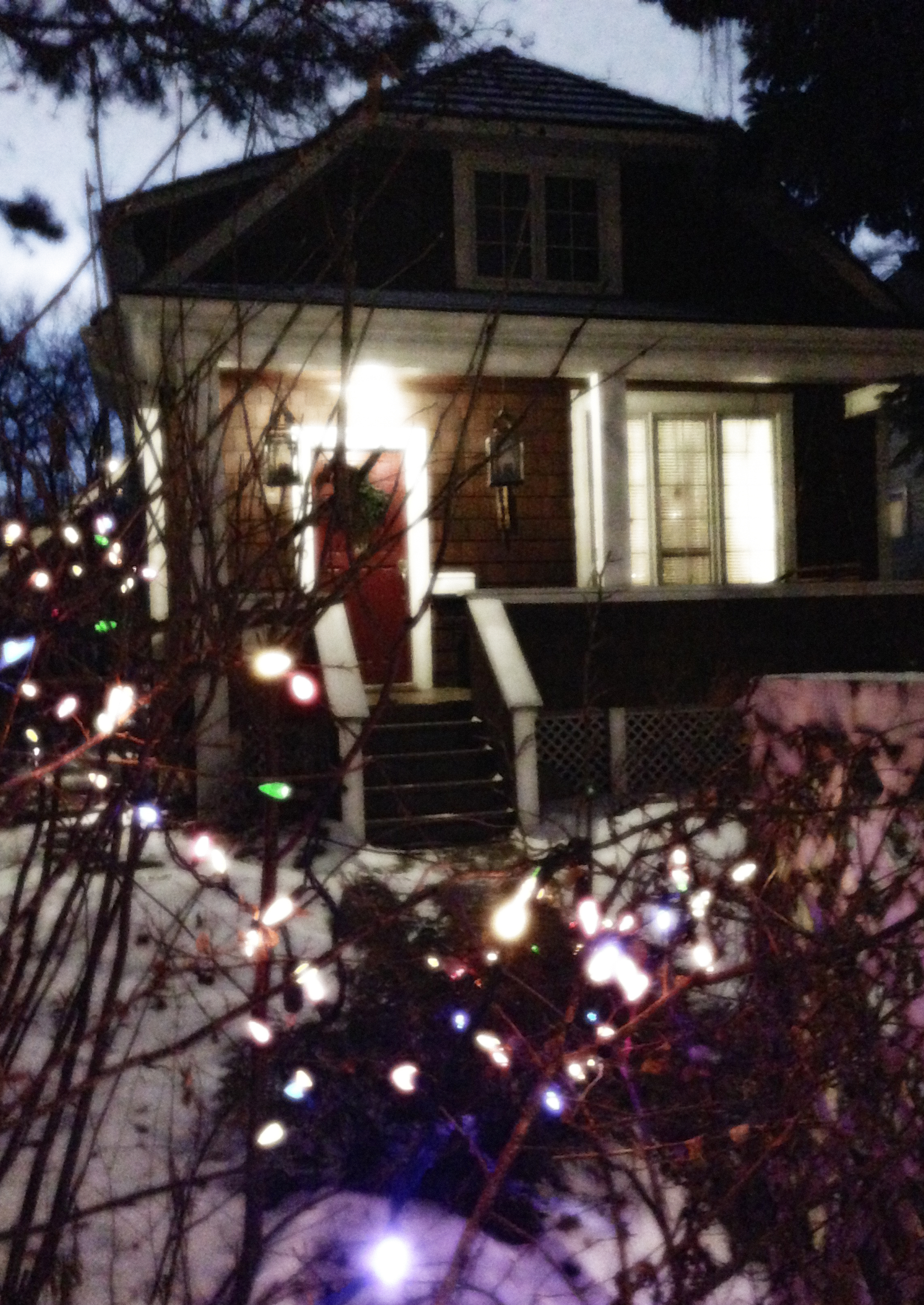 Our House -23℃, VHS 2015, posted January 4, wk 28