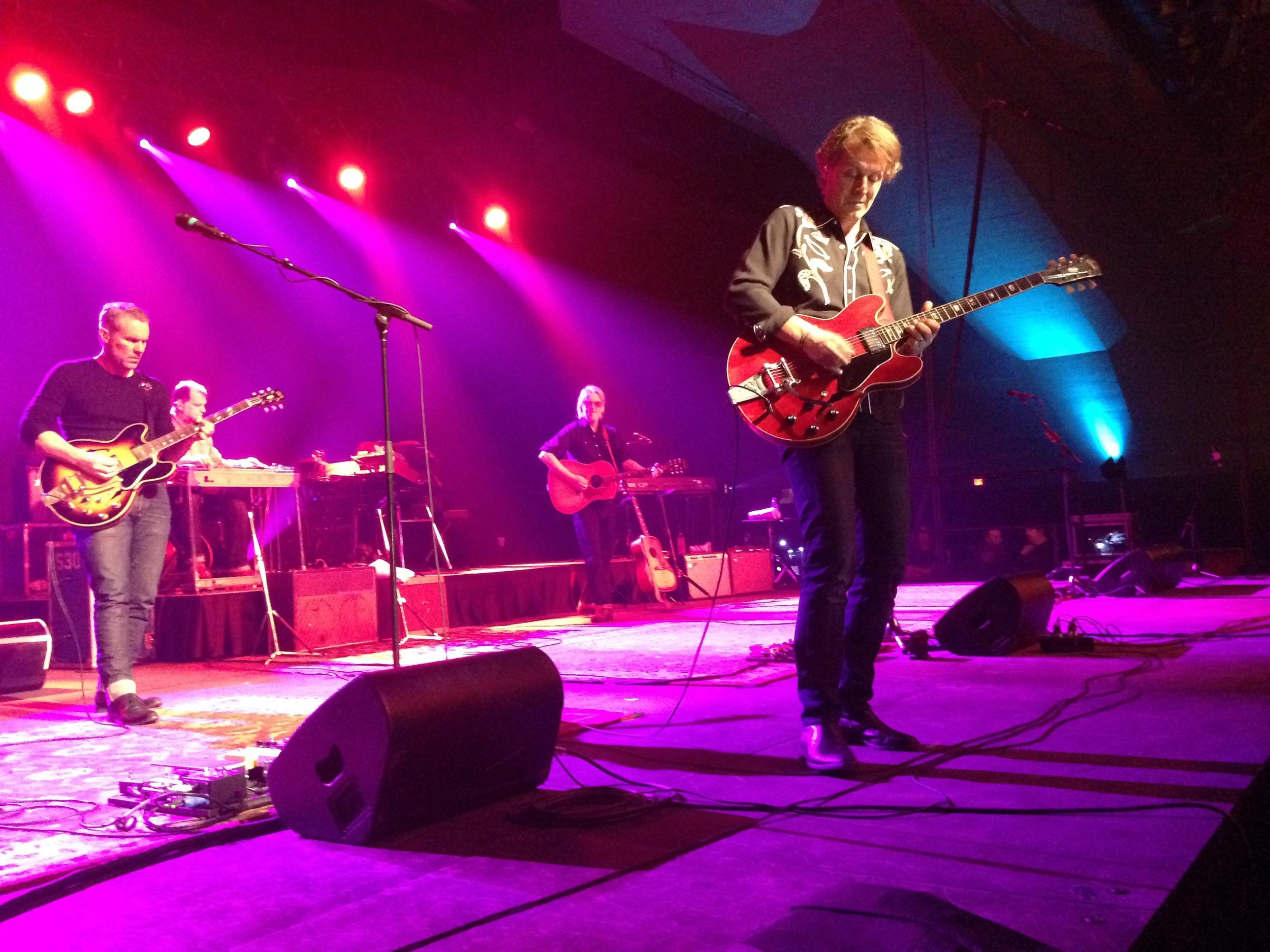 Jim Cuddy  Blue Rodeo, Shaw Centre, Edmonton, January 2015