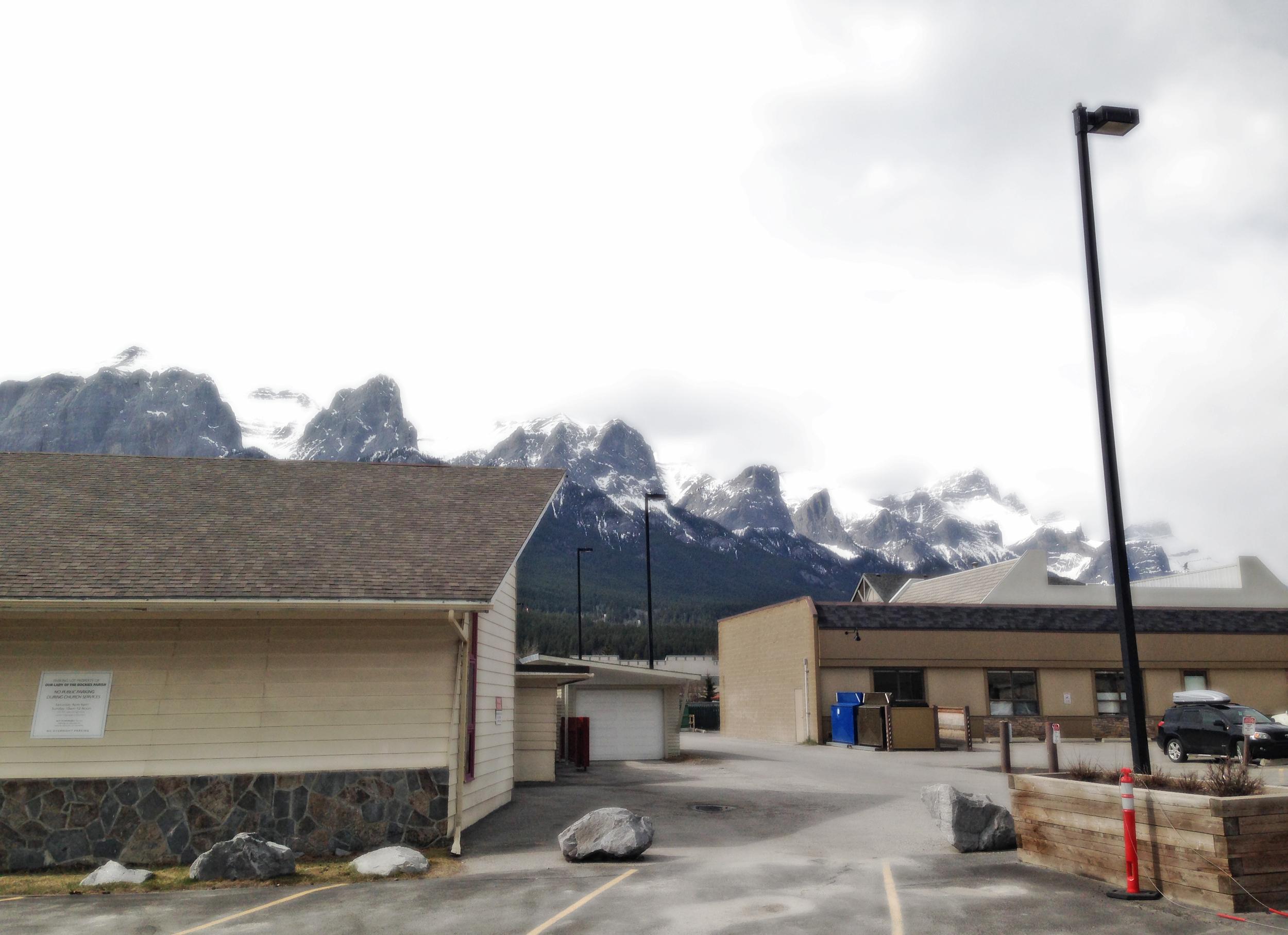 Rocky Mountain High  Canmore, Alberta, VHS 2015