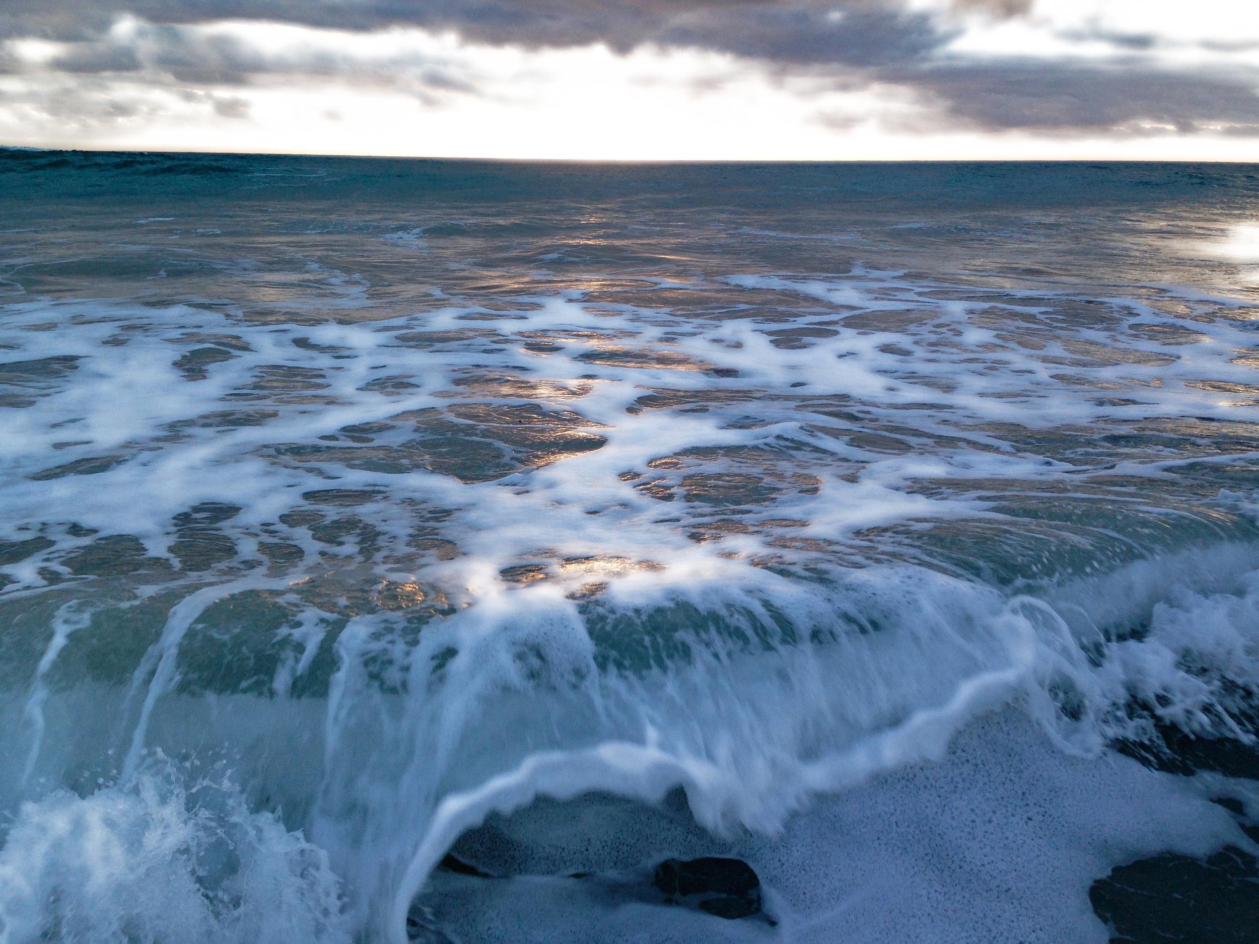 Indian Ocean  Doddies Beach, Mandurah, Western Australia VHS 2015, posted June 12, wk 51
