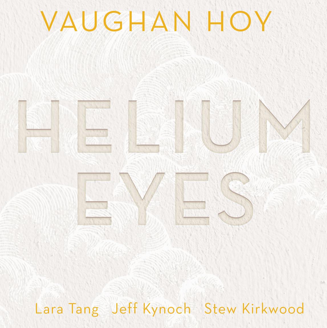 Album cover design by Kendel Vreeling of KendelMakes