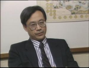 Joe Wai in 1987....two years before I met him