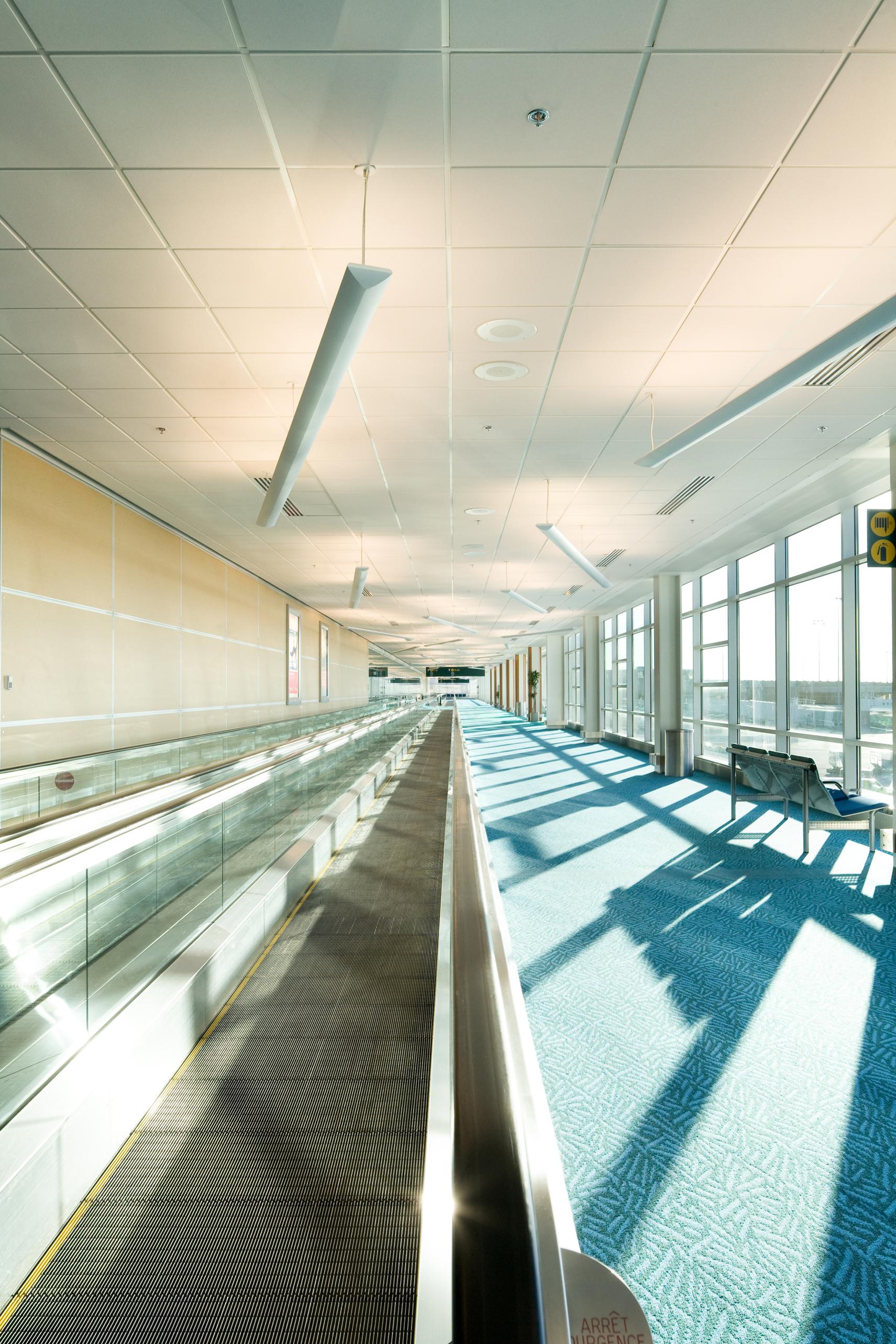 New Sterile Corridor