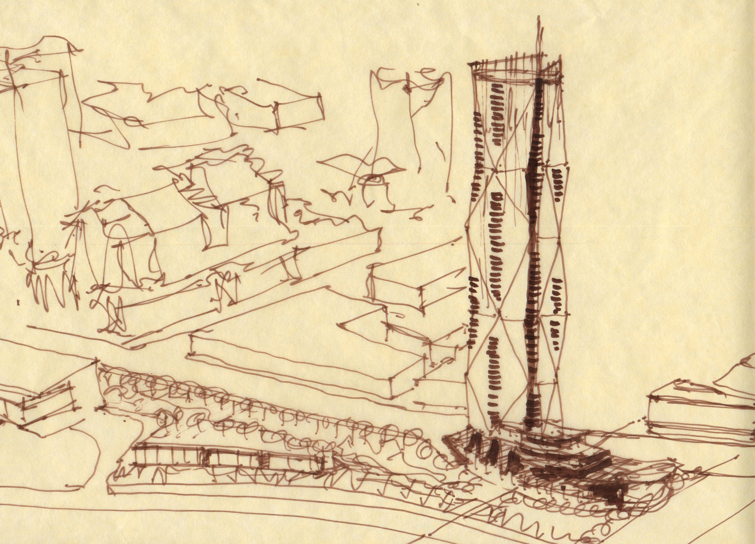 Quarters Hotel + Condominiums - Urban view study - 6