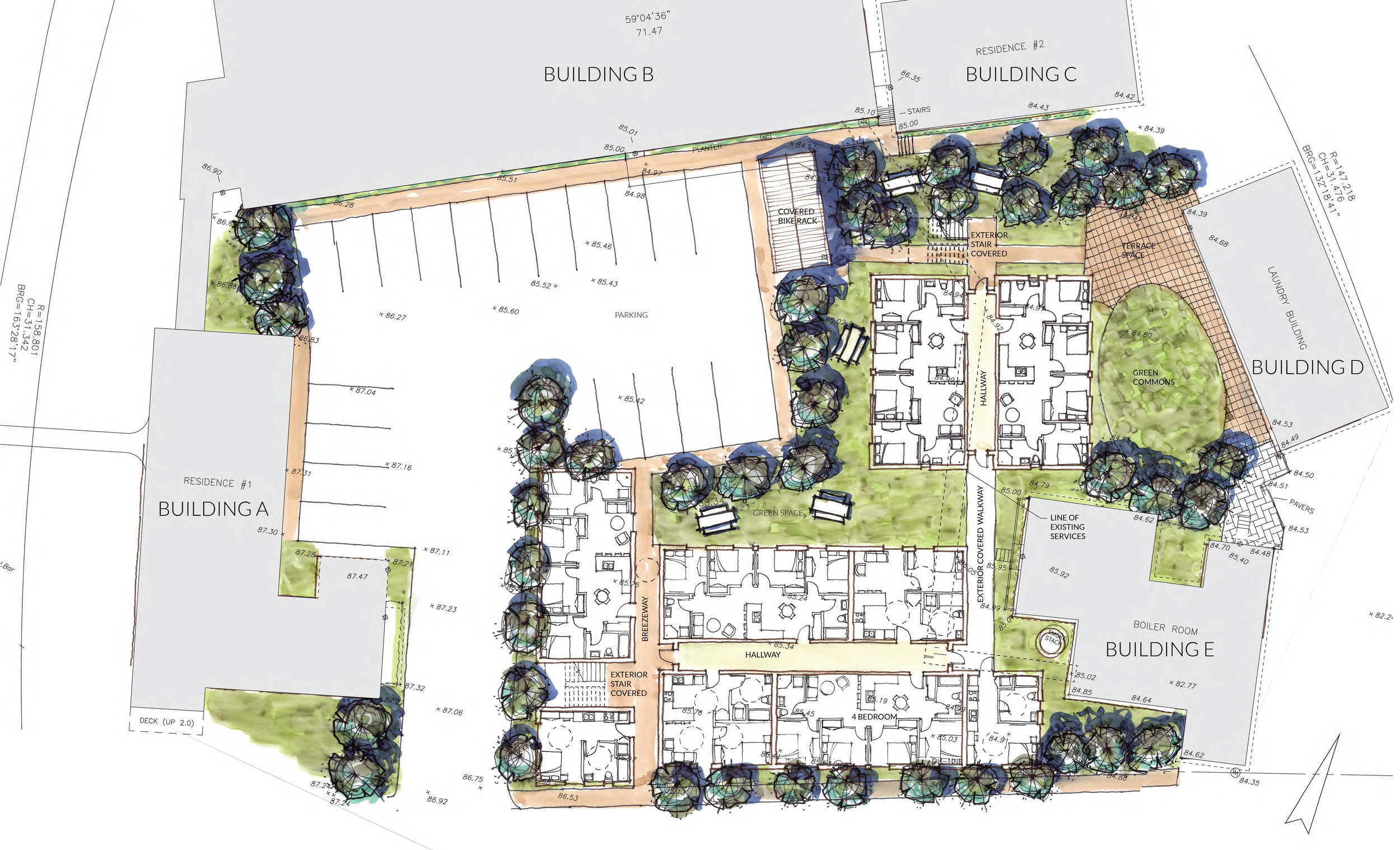Project Ground Plan