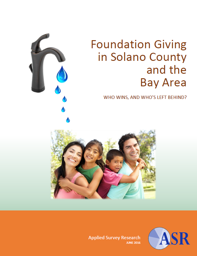 Solano County Foundation Study