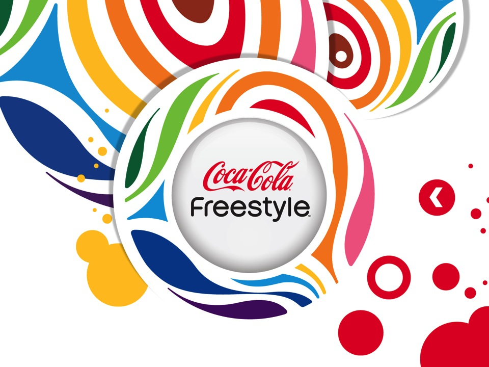 Coca-Cola Freestyle (Before/After)