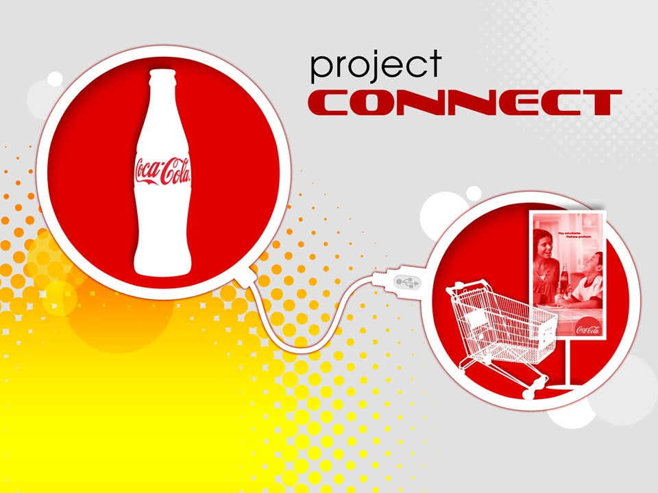 Coca-Cola Project Connect (Before/After)