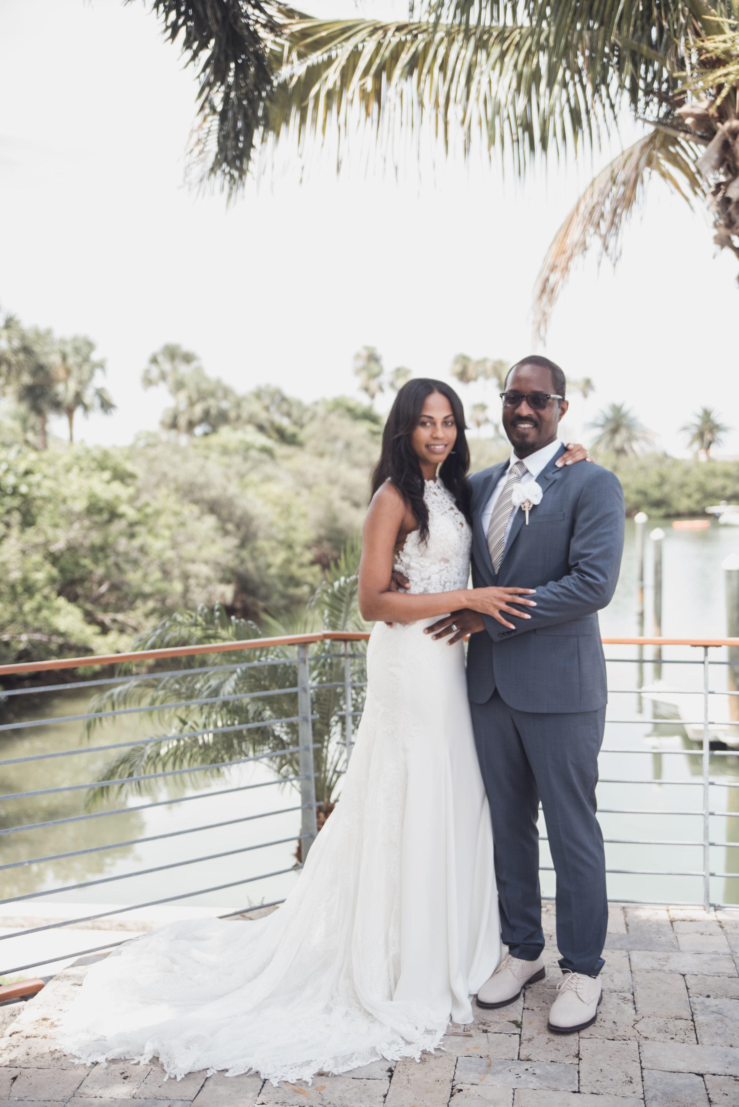 Wedding Clearwater Island Way Grill 11