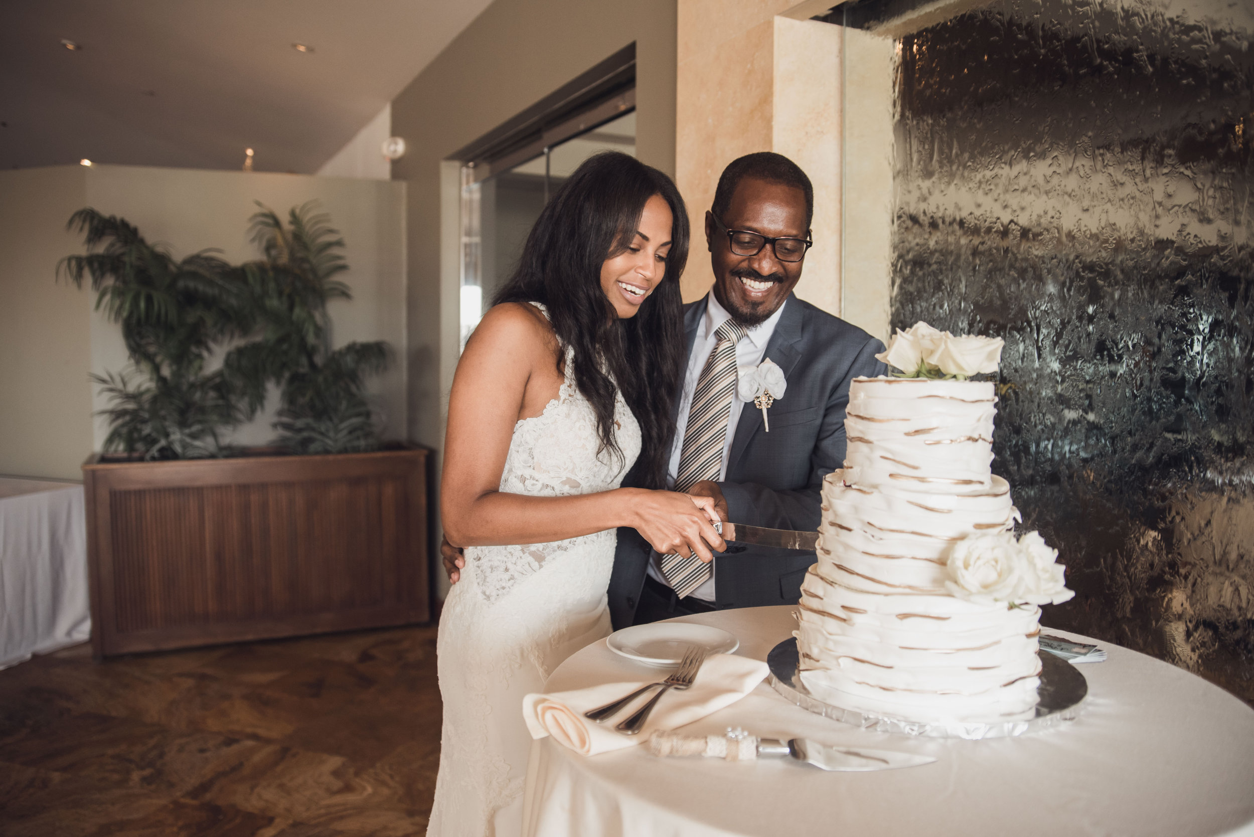Wedding Clearwater Island Way Grill 20
