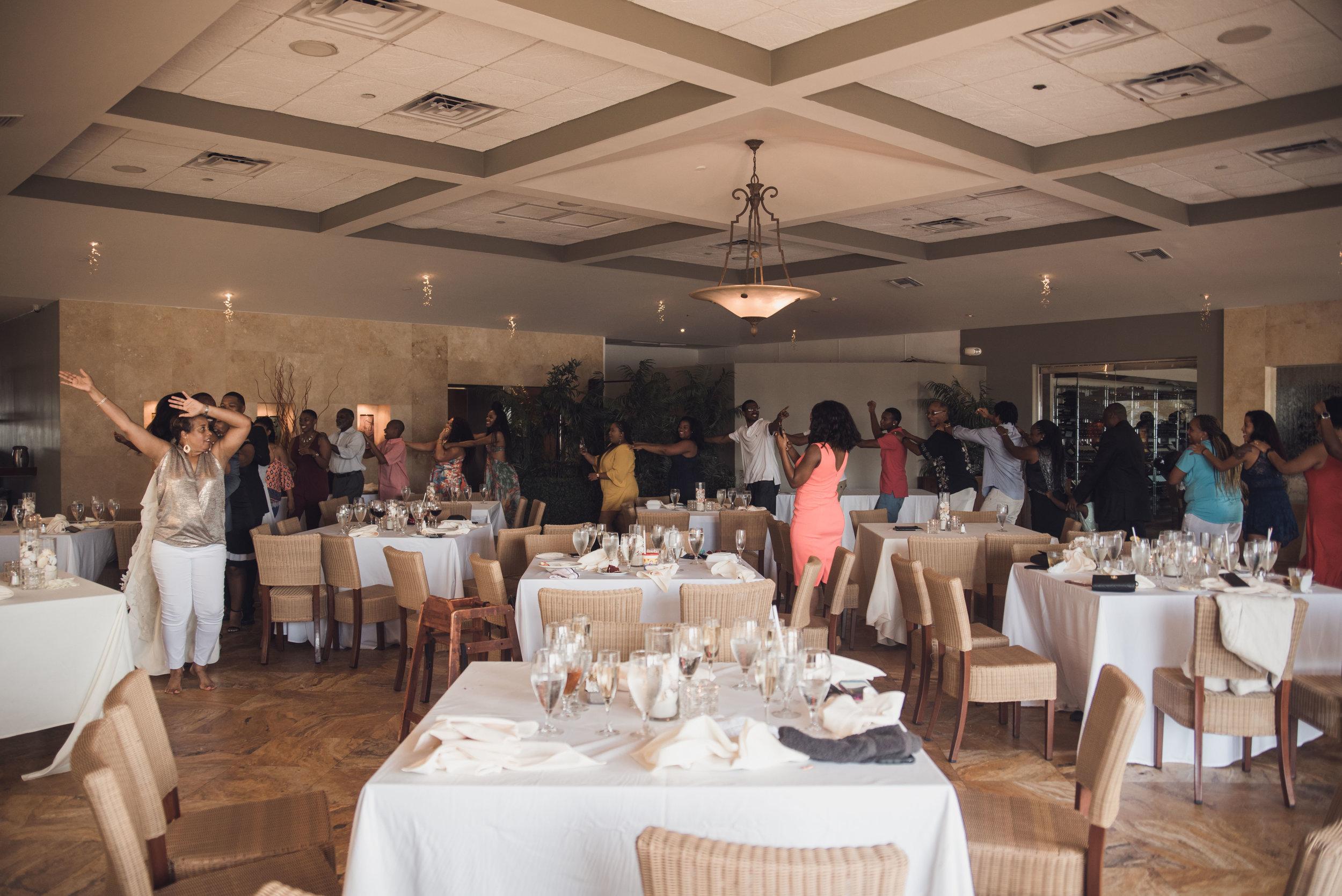 Wedding Clearwater Island Way Grill 25