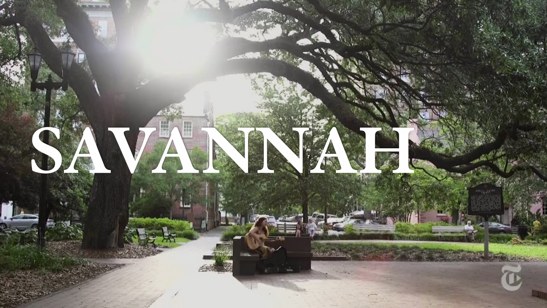 36 HOURS: SAVANNAH