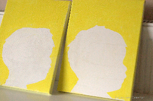 Canvas Silhouettes