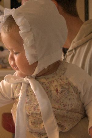 Prudent Baby Bonnet