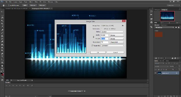 Screen shot image of Photoshop Select tool.