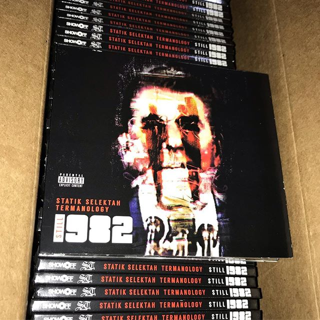 """STILL 1982"" CD's are in. Available now at TermanologyMusic.com"