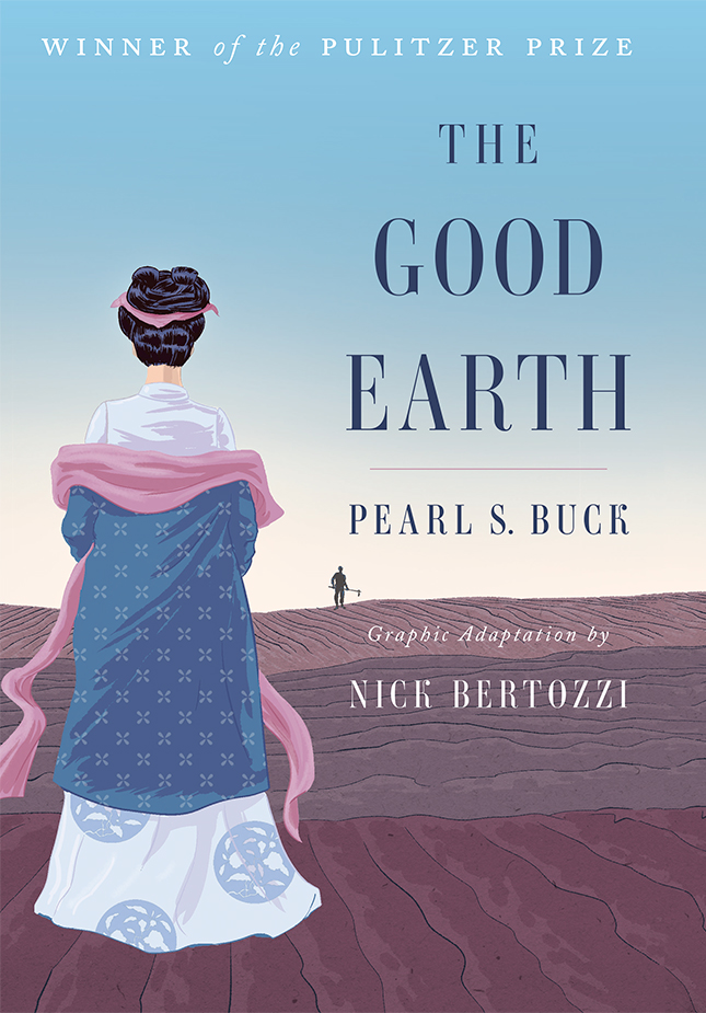 The Good Earth Graphic Novel Adaptation