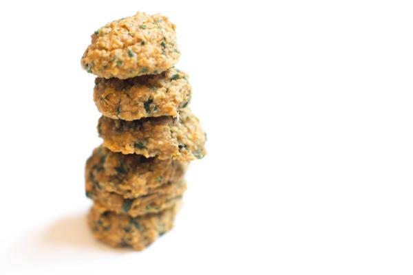 Quinoa Drop Biscuits