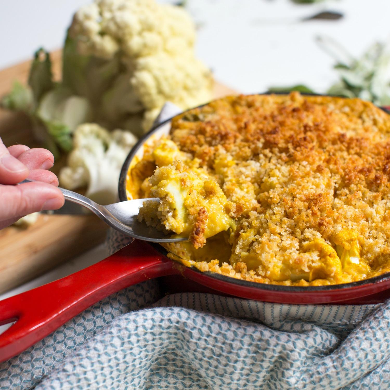 Pumpkin Sage Cauliflower  and Quinoa Casserole_3.jpg