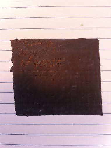 Black Square byKazimir Malevich - drawn by Brin O'Hare